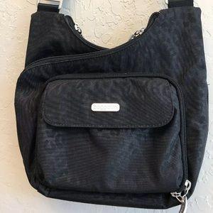 Baggallini cross body with lots of pockets handbag